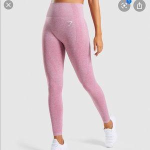 Vital seamless dusty pink mark legging
